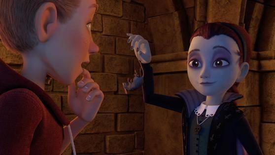 De Kleine Vampier 3D (NL) filmstill