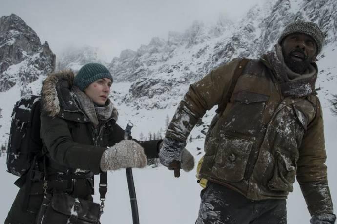 Kate Winslet (Ashley Knox) en Idris Elba (Ben Payne)