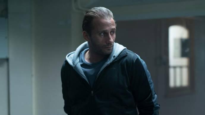 Matthias Schoenaerts (Gigi Vanoirbeek) in Le Fidèle