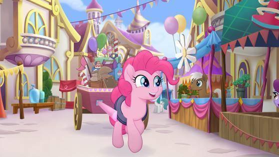 My Little Pony: De Film (NL) filmstill