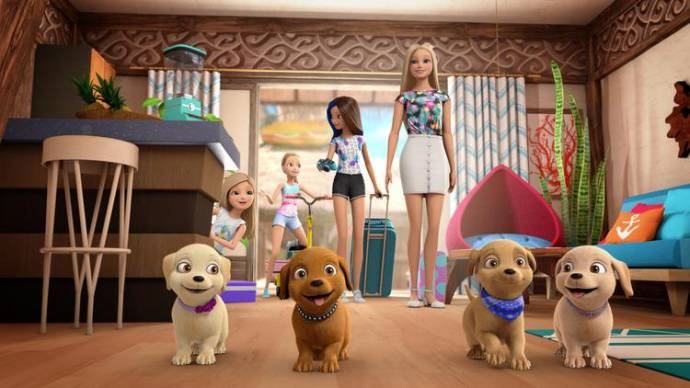 Barbie: Dolphin Magic filmstill