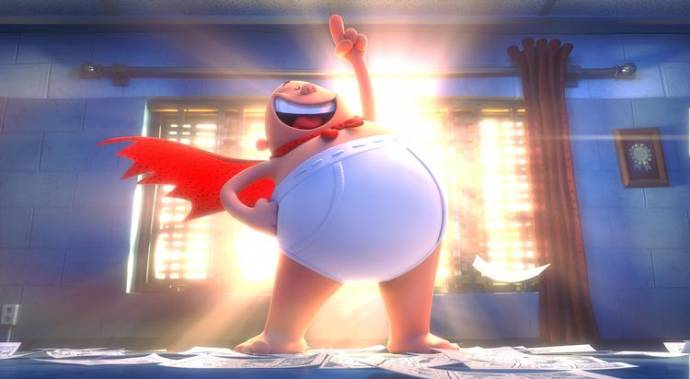 Captain Underpants: The First Epic Movie filmstill