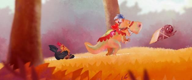 Draken & Deuntjes