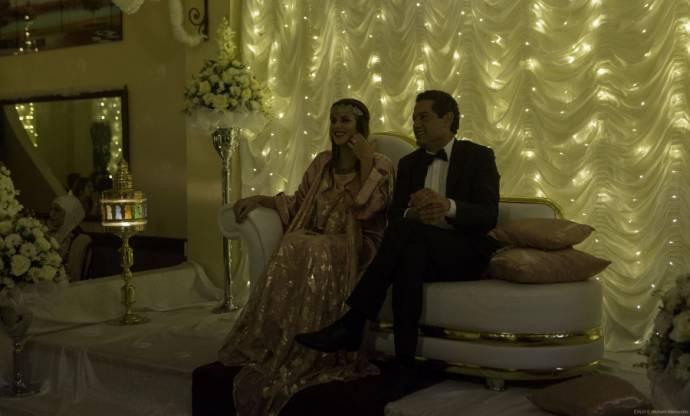 Aure Atika en Hassan Kachach (Dahman)