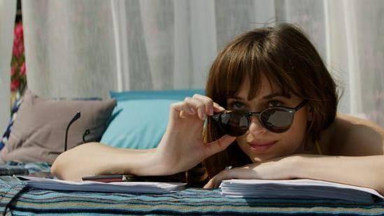 Dakota Johnson (Anastasia Steele)