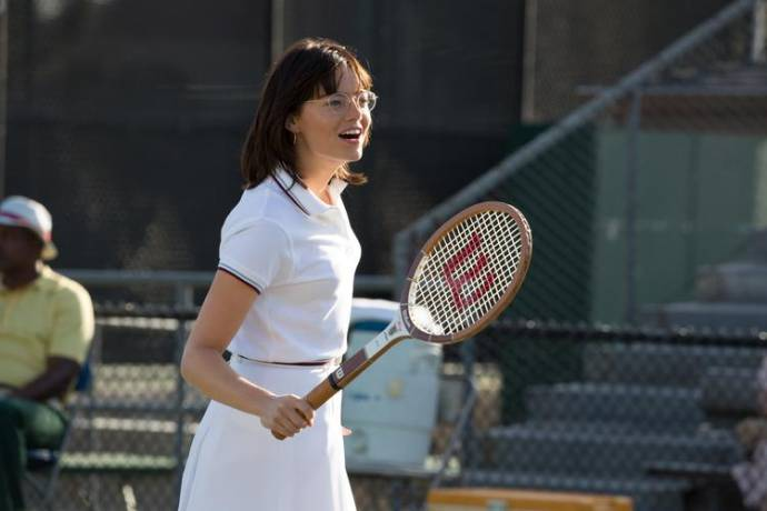 Emma Stone (Billie Jean King)