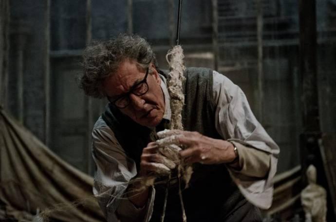Geoffrey Rush (Alberto Giacometti)