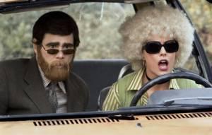 Jim Carrey (Dick Harper) en Téa Leoni (Jane Harper)