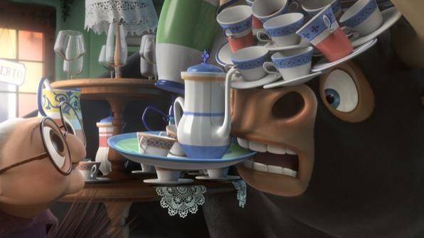Ferdinand 3D (NL) filmstill