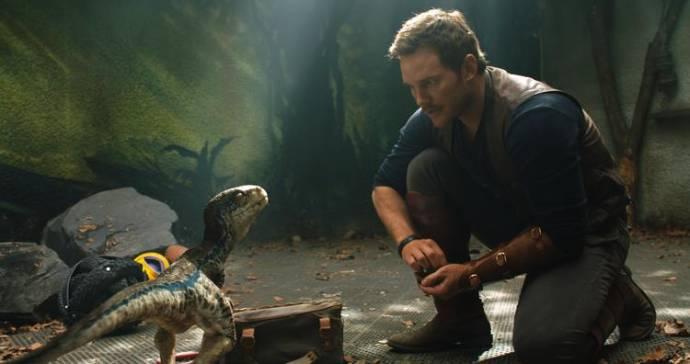 Chris Pratt (Owen Grady)
