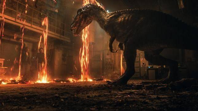 Jurassic World Marathon filmstill