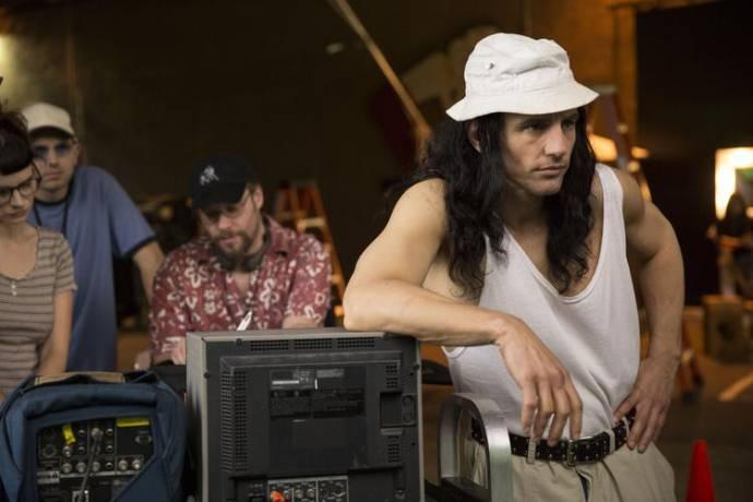James Franco (Tommy Wiseau)