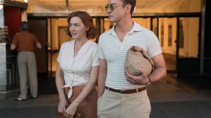 Kate Winslet (Ginny) en Justin Timberlake (Mickey)