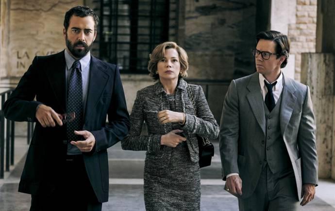 Timothy Hutton, Michelle Williams (Gail Harris) en Mark Wahlberg (Fletcher Chase)