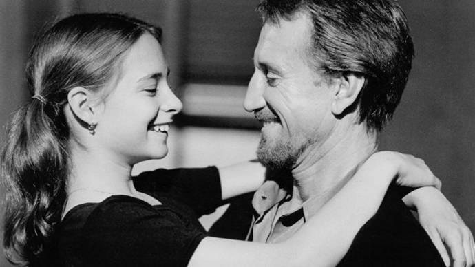 Erzsebet Foldi (Michelle Gideon) en Roy Scheider (Joe Gideon)