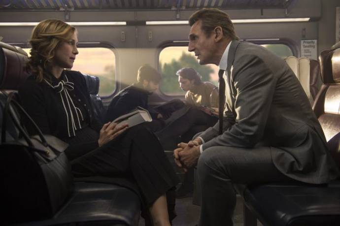 The Commuter filmstill