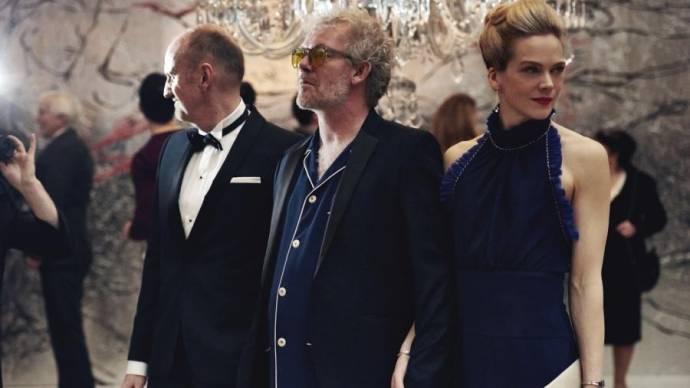 Søren Pilmark (David), Søren Malling (Simon Brahe) en Ane Dahl Torp (Darling)