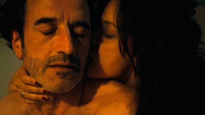 Bruno Todeschini (Ivan) en Alessia Barela (Chiara)