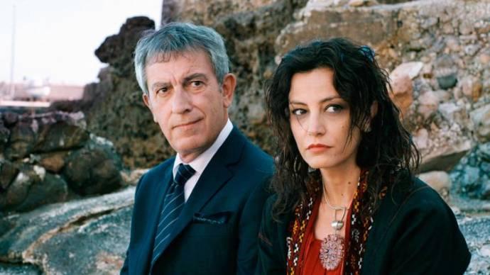 Gianfelice Imparato (Stefano) en Alessia Barela (Chiara) in 7 Giorni