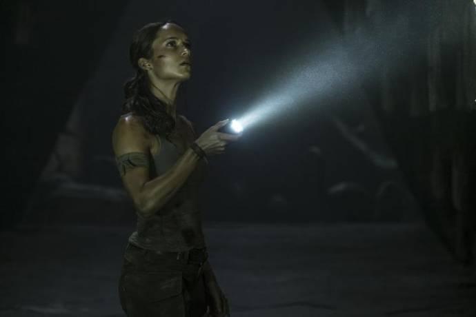 Alicia Vikander (Lara Croft)
