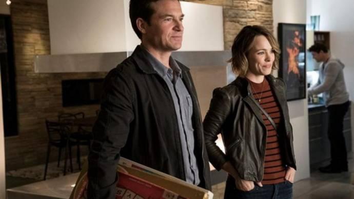 Jason Bateman (Max) en Rachel McAdams (Annie)