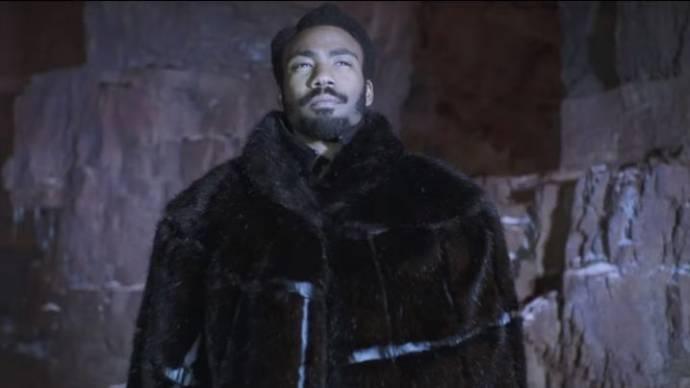 Donald Glover (Lando Calrissian)