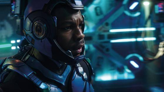 John Boyega (Jake Pentecost)