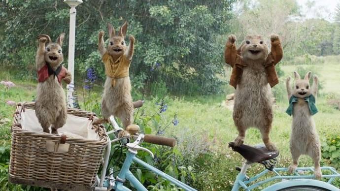 Peter Rabbit filmstill