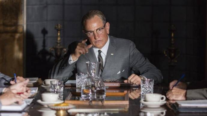 Woody Harrelson (Lyndon B. Johnson) in LBJ