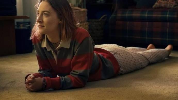 Saoirse Ronan (Christine 'Lady Bird' McPherson)