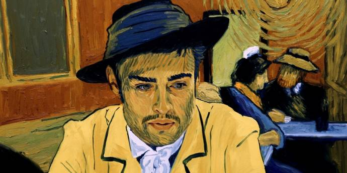 Loving Vincent filmstill