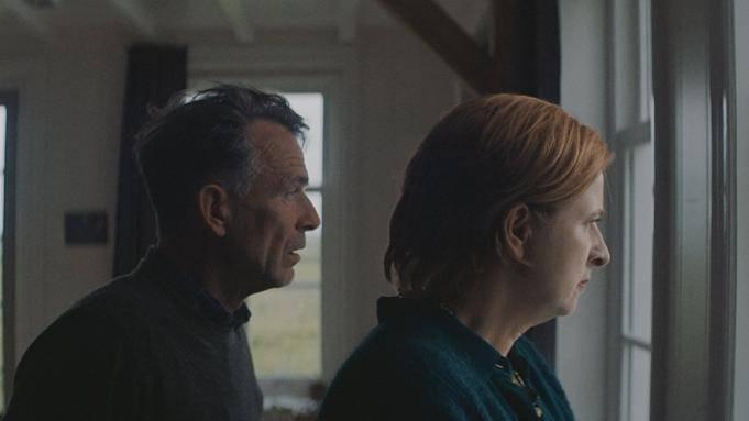 Raymond Thiry (Ton) en Jacqueline Blom (Ineke)