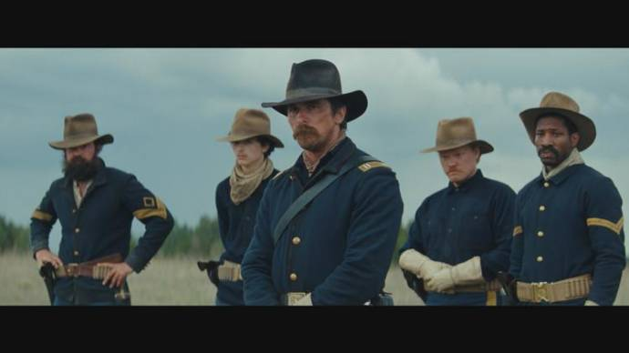 Christian Bale (Capt. Joseph J. Blocker)