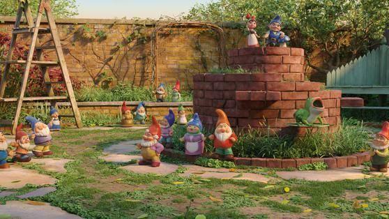 Sherlock Gnomes (NL) filmstill