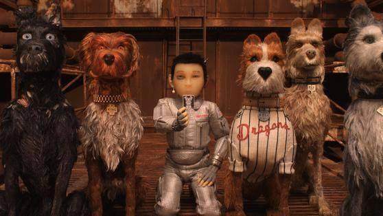 Isle of Dogs filmstill