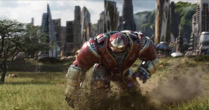 Avengers: Infinity War 3D filmstill