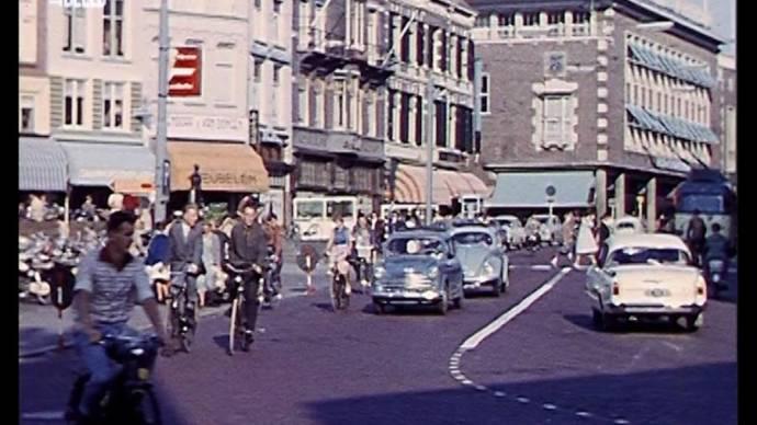 Burchtstraat anno 1965