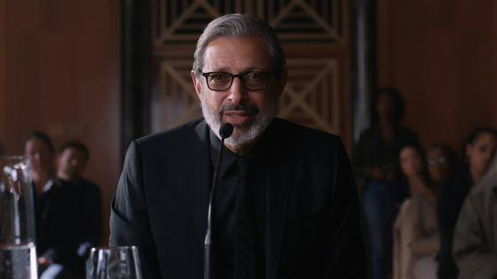 Jeff Goldblum (Ian Malcolm) in Jurassic World: Fallen Kingdom