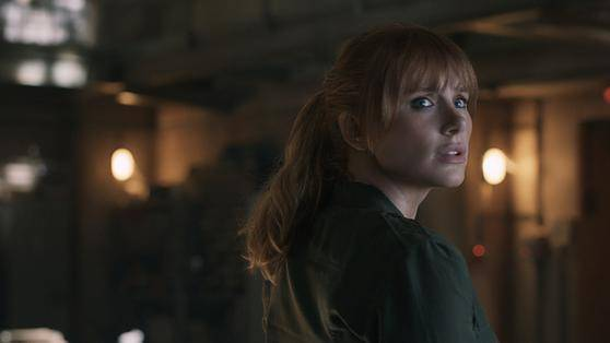 Bryce Dallas Howard (Claire Dearing) in Jurassic World: Fallen Kingdom