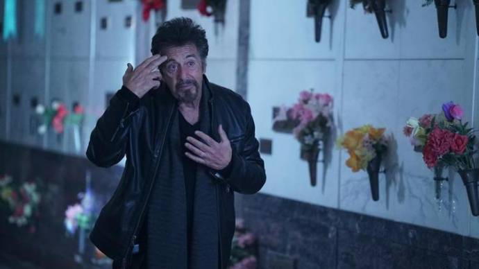 Al Pacino (Detective Archer)