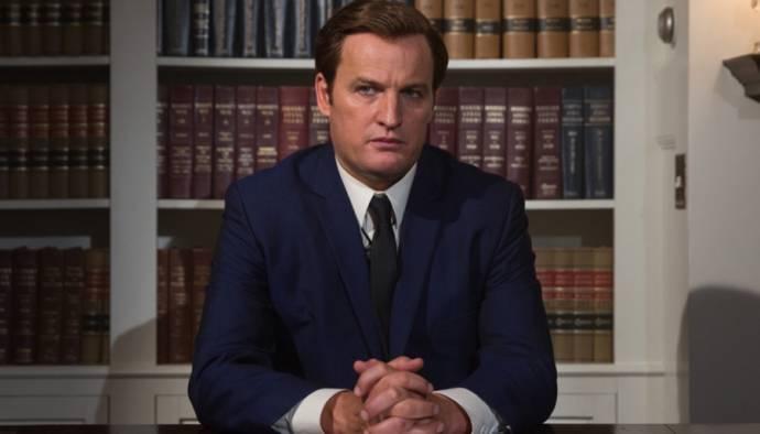 Jason Clarke (Ted Kennedy)