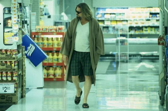 Jeff Bridges (Jeffrey Lebowski - The Dude)