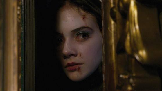 Taylor Hickson (Young Vera) in Ghostland