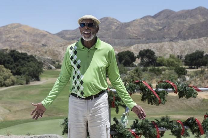 Morgan Freeman (Duke)