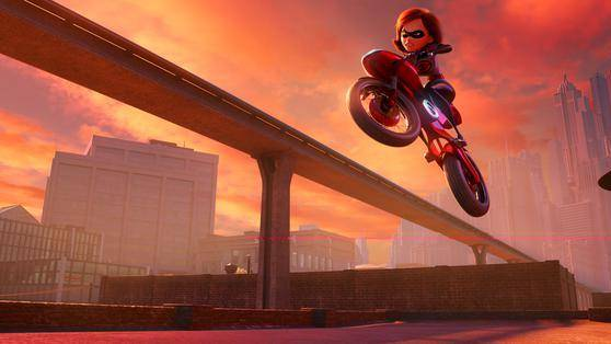 Incredibles Marathon 3D filmstill