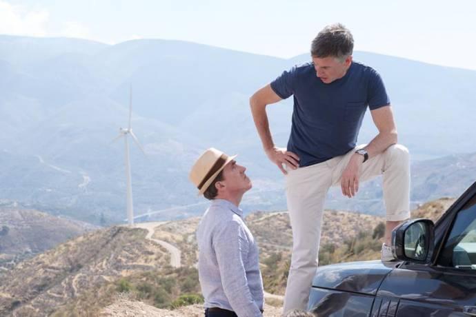 Rob Brydon (Rob) en Steve Coogan (Steve)