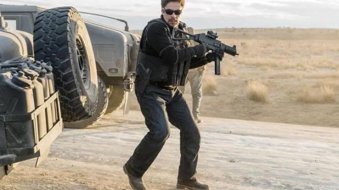 Benicio Del Toro (Alejandro Gillick)