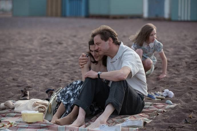 Rachel Weisz (Clare Crowhurst) en Colin Firth (Donald Crowhurst)