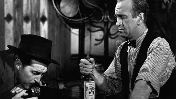 Ray Milland (Don Birnam)