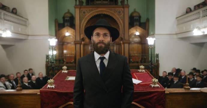 Alessandro Nivola (Rabbi Dovid Kuperman)